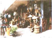 Jl. Surabaya in Jakarta's Menteng Neighborhood